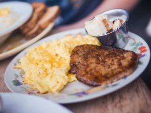 Le Petit Marche breakfast Kirkwood