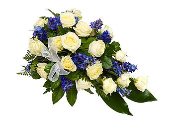 Hautajaiskukat No 12