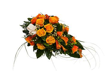 Hautajaiskukat No 3