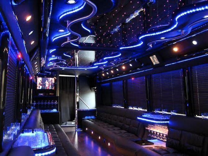 Miami Wedding and Event Planner - Haute Couture Events - Party Bus Miami