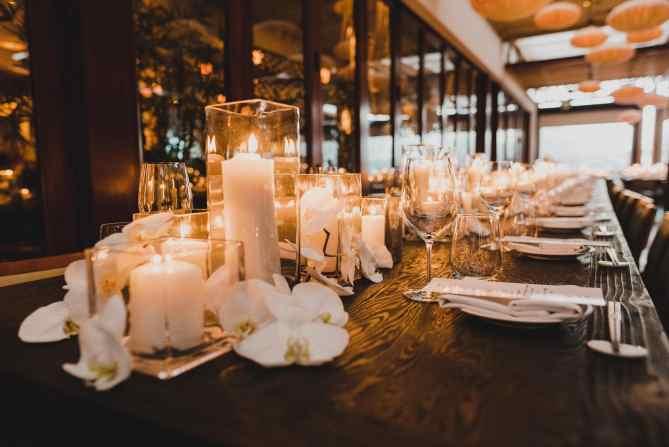 luxurious wedding theme
