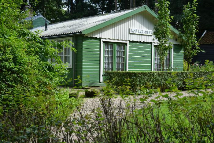 Molukse barak Nederlands Openluchtmuseum Arnhem