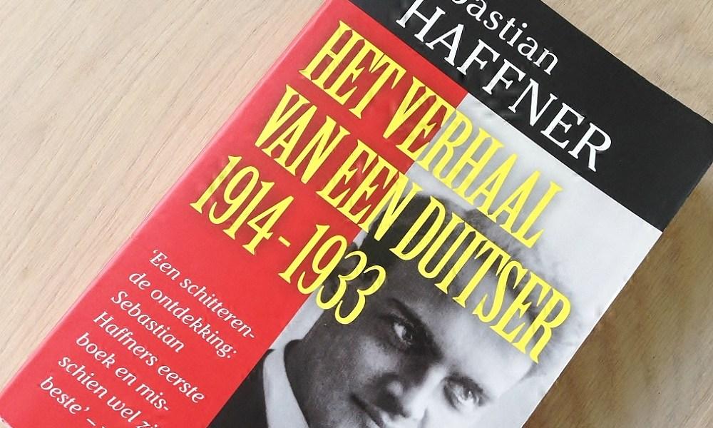 Sebastian Haffner visie op geschiedenis