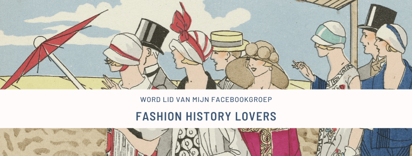 Facebookgroep Fashion History Lovers
