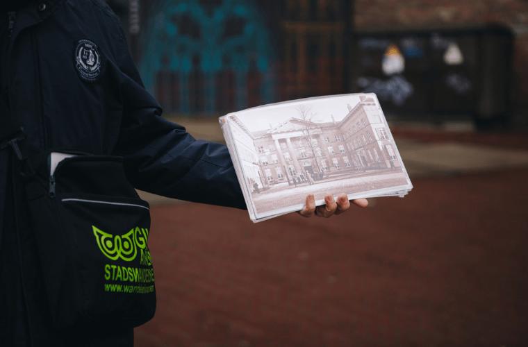 Stadswandeling 't Gilde Arnhem, Maand van de Geschiedenis 2020