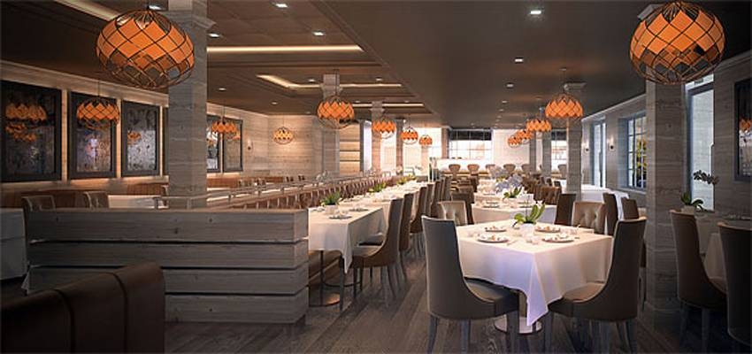 Dolce Italian At The Gale South Beach Is The Place To Go