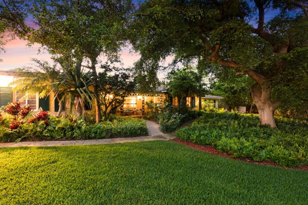 Key West Style Frank Lloyd Wright Inspired Home