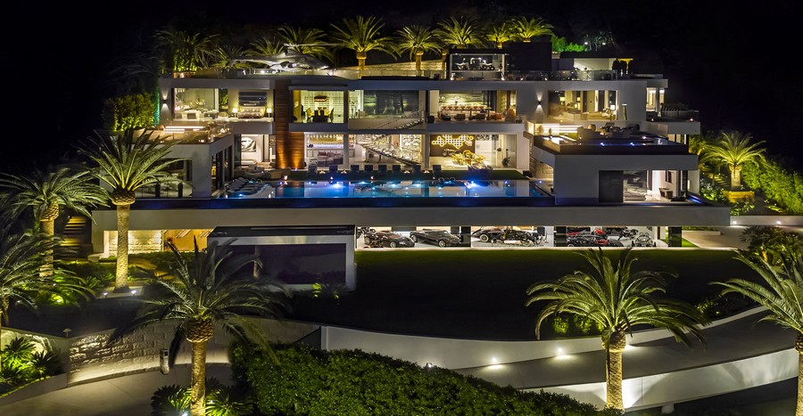 Image result for Jay Z and Beyonce's New House