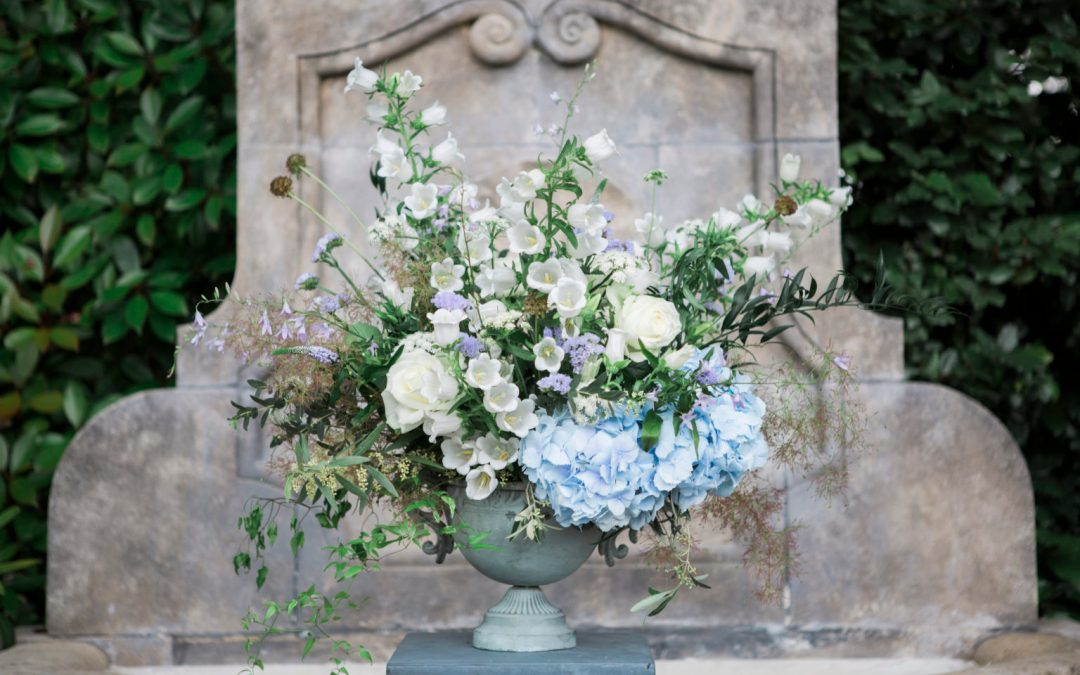 Provencal Spring Styled Shoot