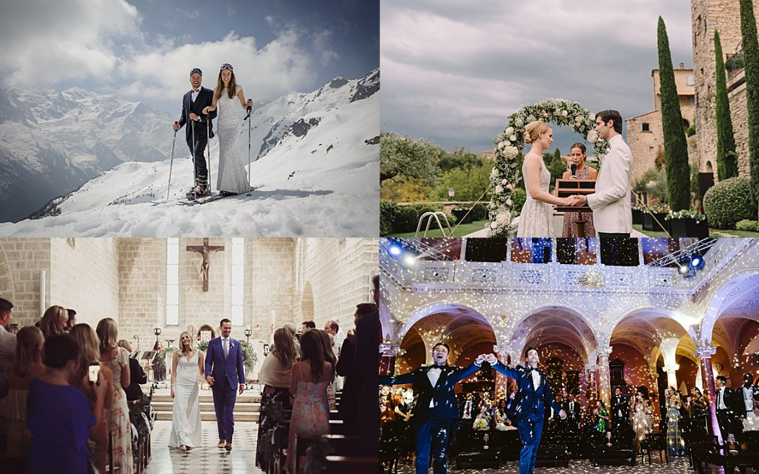 Destination Weddings in France 2019