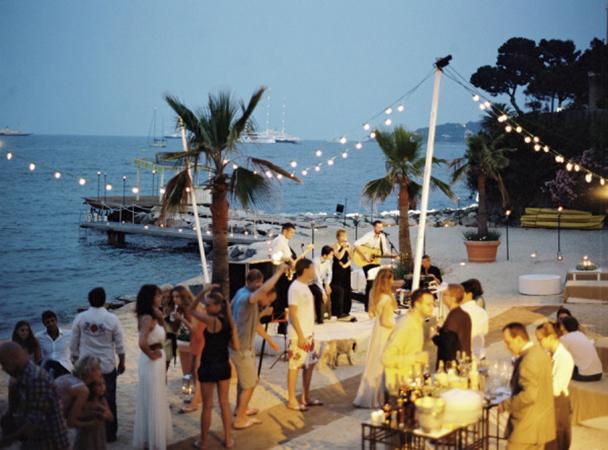 Beach Weddings French Riviera