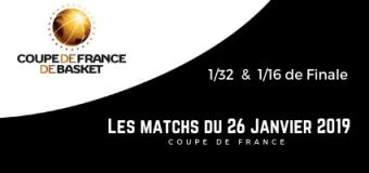 Coupe de France : Rendez-Vous le 26 Janvier