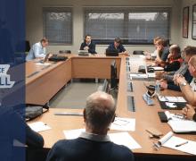 Réunion territoriale de la Commission Fédérale des Officiels de la FFBB
