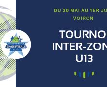 TIZ U13 de Voiron : les 12 sélectionné(e)s de la zone NORD