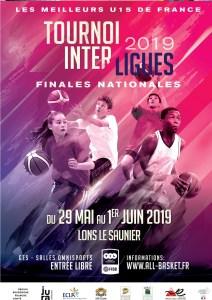 TIL U15 - Finales Nationales 2019 @ LONS LE SAUNIER