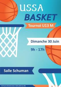 Tournoi (5x5) U13M - USSA Basket @ Saint-andré Lez-Lille