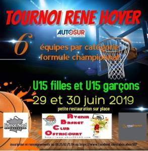 Tournoi U15 Filles et U15 Garçons @ Ostricourt