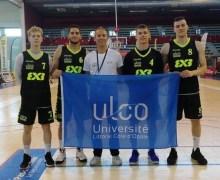 L'ULCO, Championne de France Universitaire de Basket 3×3