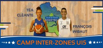 CIZ U15 : François WIBAUT et Téa CLÉANTE sélectionnés pour le Camp National.