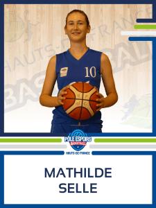Selle Mathilde (off)