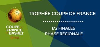 Phase régionale du Trophée Coupe de France : le programme des 1/2 finales.