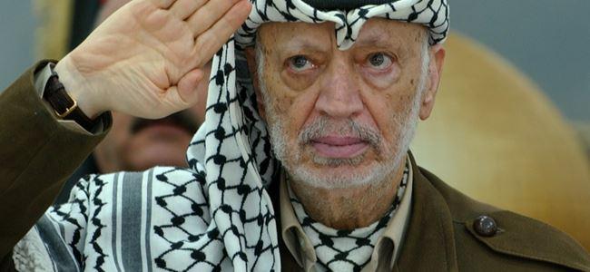 Arafat zehirlenerek öldürüldü