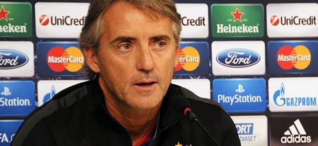 Mancini'den kafa karıştıran açıklama!
