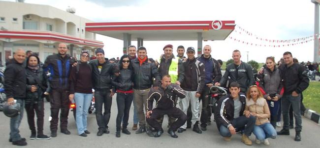 Mart Dokuzu'nda motosikletli etkinlik