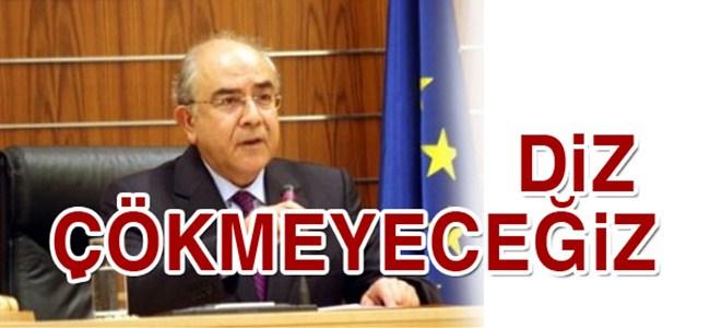 Rum Meclis Başkanı Açıkladı