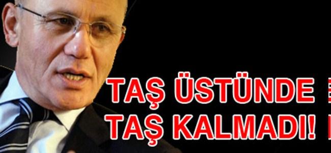 Talat Canlı Yayında Eroğlu'na Çıkıştı!