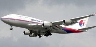 Kayıp uçaktan gelen son haber
