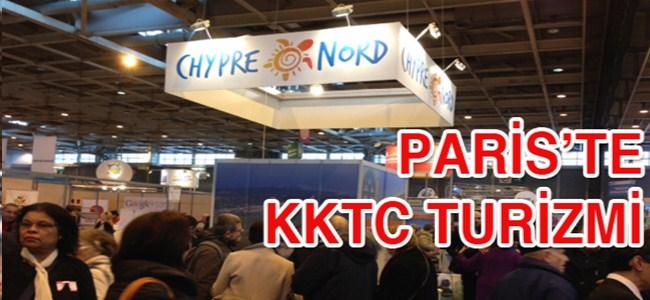 Paris'te KKTC turizmi