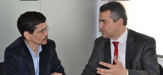 """Hüdaoğlu: """"Yeniden çağdaş belediyecilikle tanıştıracağız"""""""