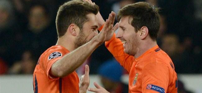 Messi'den yeni bir rekor daha!