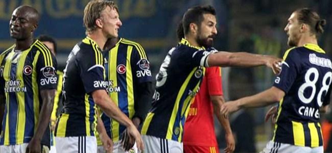 Fenerbahçeli yıldız sezonu kapattı!