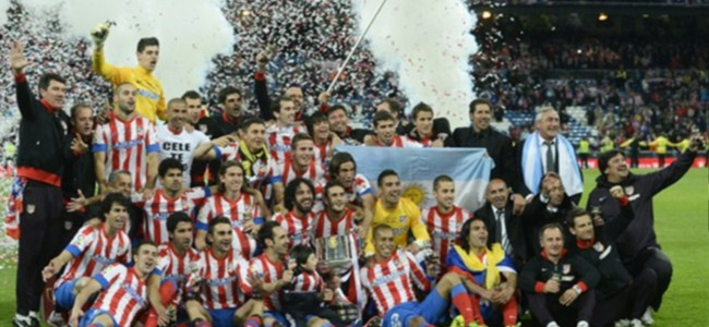 """Madrid'in """"Kral""""ı Atletico!"""