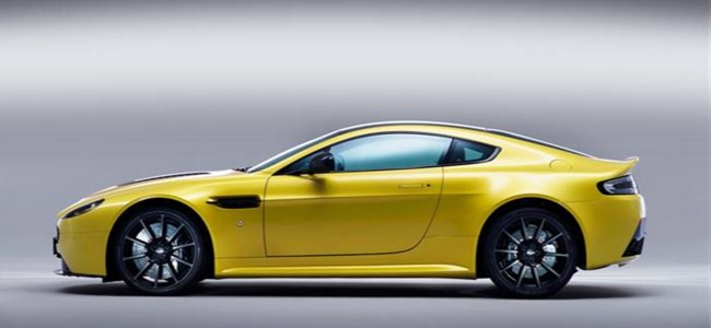 Aston Martin'in En Hızlı Seri Üretim Otomobili