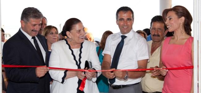 Şahinler Köy Kadın Kursu sergisi açıldı