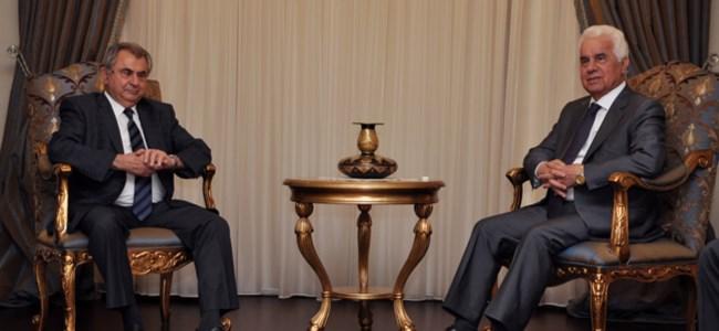 Cumhurbaşkanı Eroğlu