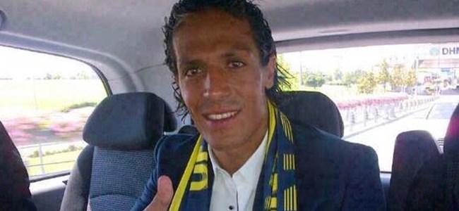 Bruno Alves İstanbul'da!