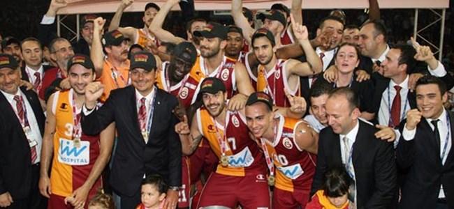 Potada şampiyon Galatasaray!