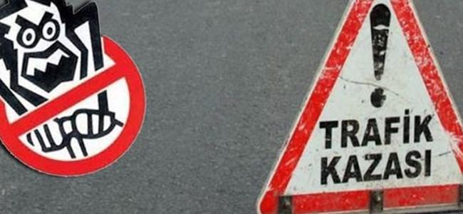 Bir Haftada 58 Trafik Kazası