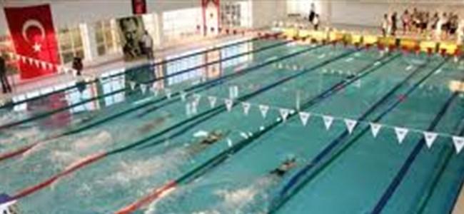 Kapalı Yüzme Havuzu'nun Elektriği Yeniden Bağlandı