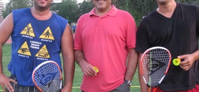 Tenisçiler Trabzon Yolcusu