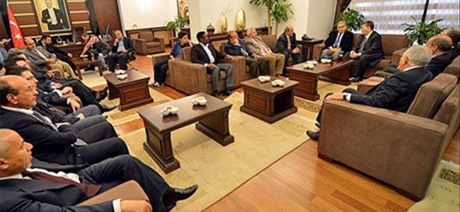 Arap ülkelerinden Erdoğan'a ''BM'' desteği