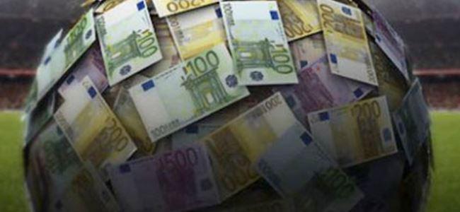 Krize rağmen 422 milyon Euro...