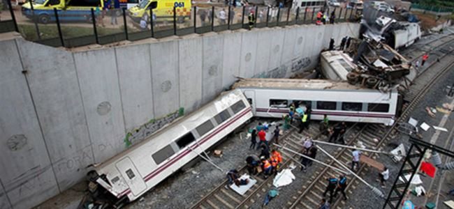 İspanya'da hızlı tren faciası: En az 77 ölü