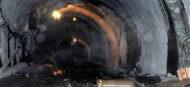 Sivas'ta Maden Ocağı'nda Göçük