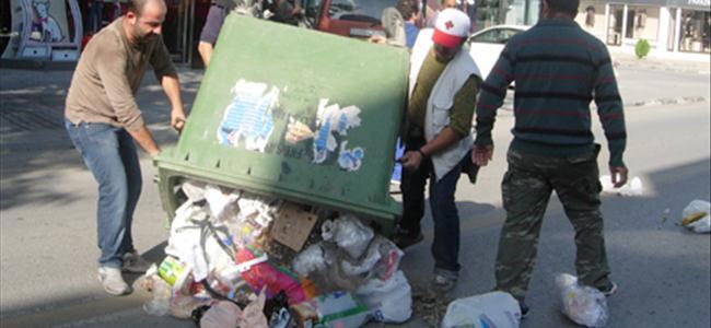 Çöp kent