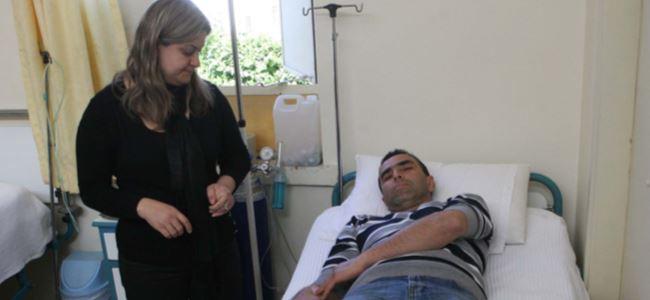 Lapta Belediyesi kan bağış kampanyası düzenledi
